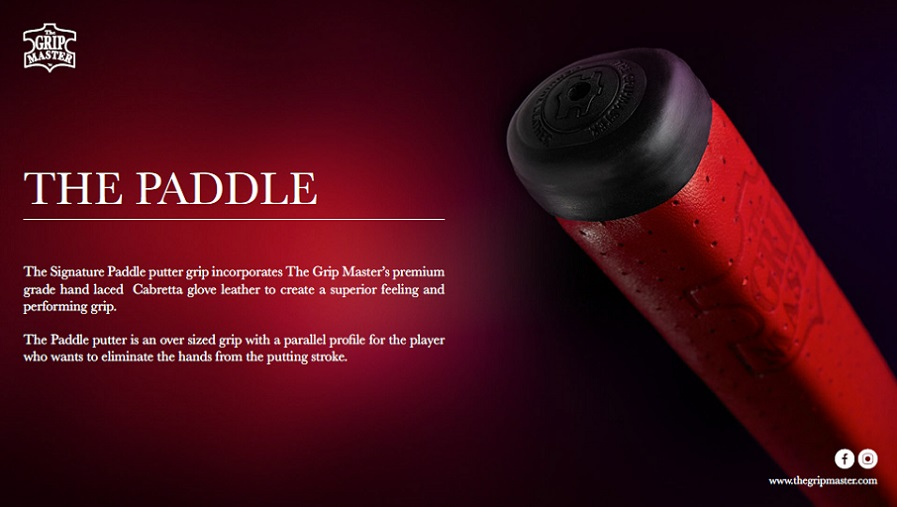 the grip master japan the paddle
